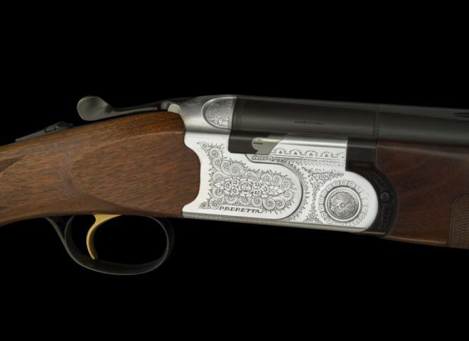 Beretta 12 gauge 686 Special (Box Lock)