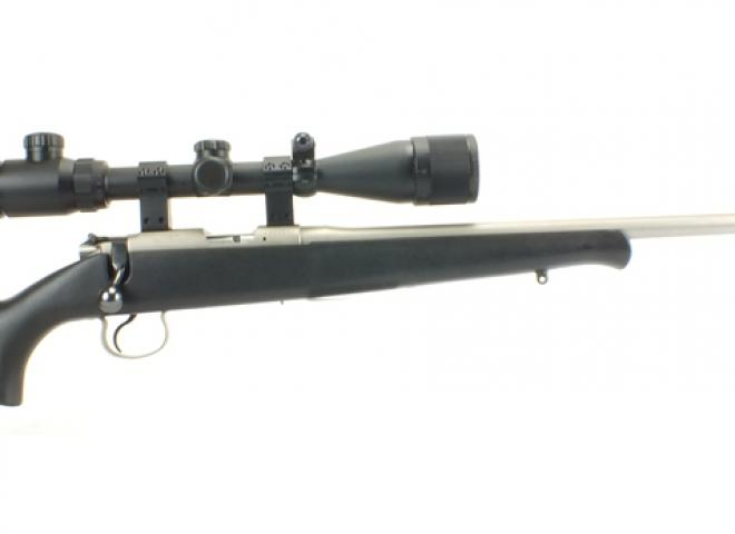 CZ .22 LR 452 Style (Complete Package)