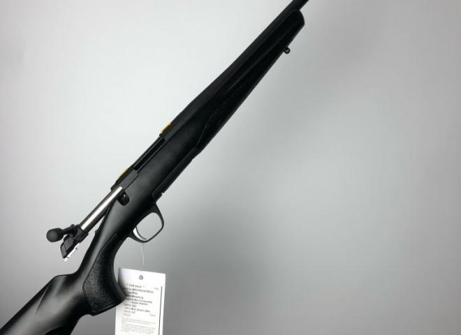 Browning .223 X Bolt Composite Super Feather