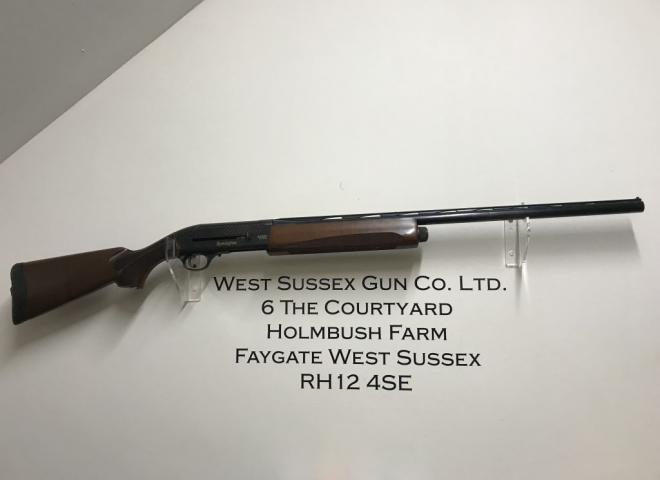Remington 12 gauge 105 CTI