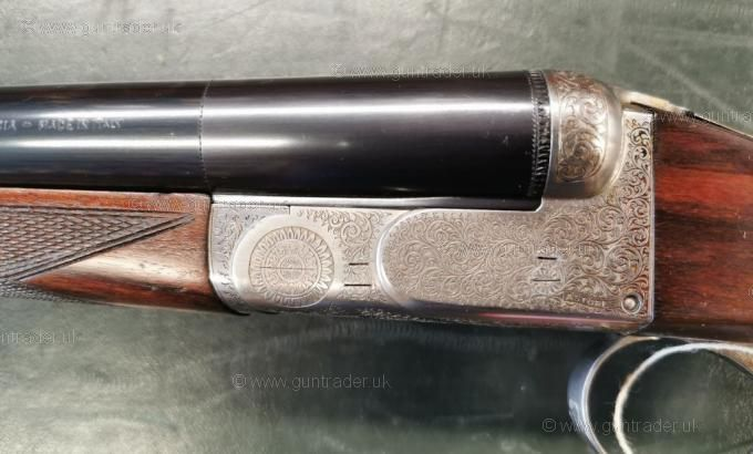 Franchi 12 gauge (Box Lock Single Trigger)
