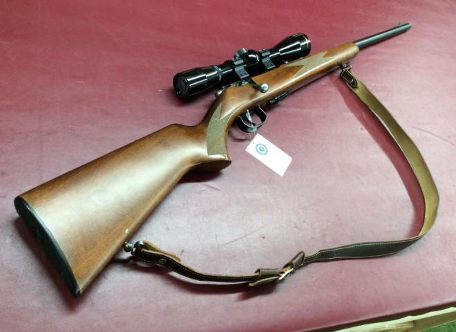 Anschutz .22 LR 1451