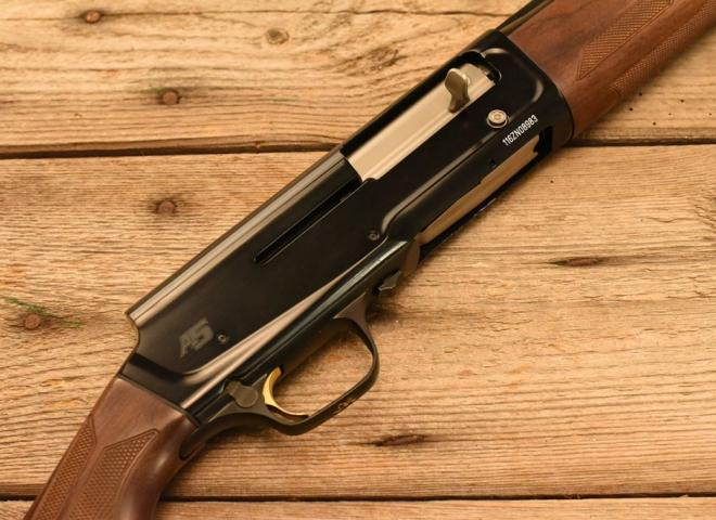 Browning 12 gauge A5 One