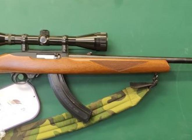 Ruger .22 LR 10/22 Standard Beech (SCOPE MOD  ETC)