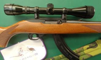 Ruger .22 LR 10/22 Standard Beech (SCOPE MOD  ETC) - Image 2