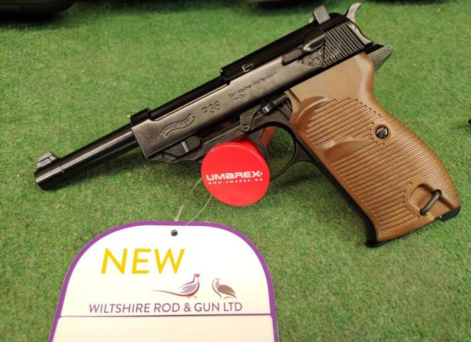 Umarex .177 (BB) Walther P38 (LEGENDS SERIES)