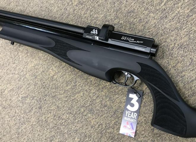 Air Arms .22 S510 Ultimate Sporter XS ((Silencer) FAC)