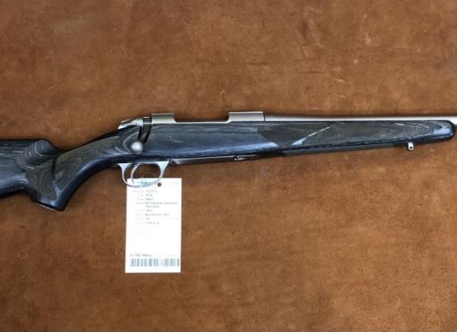 Sako .243 85 S Hunter Laminate Stainless