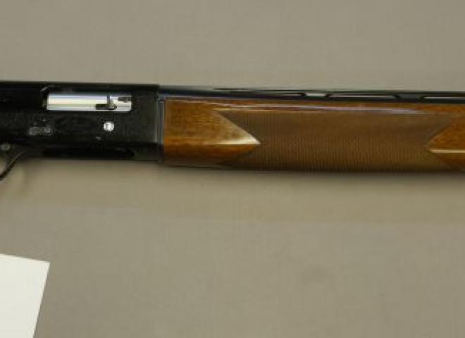 Beretta 12 gauge A302