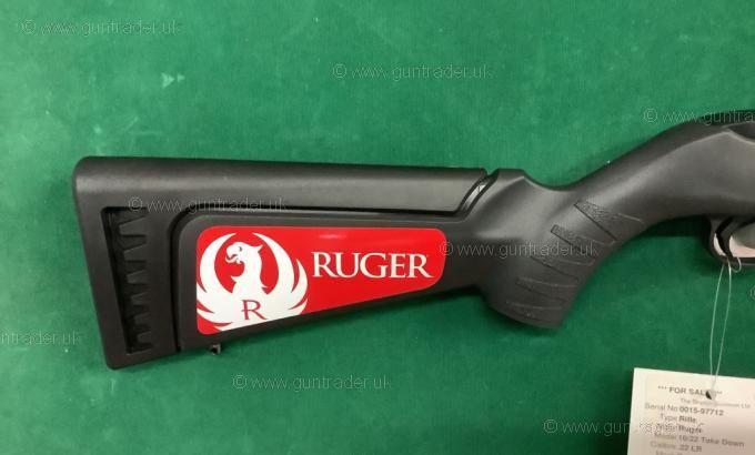 Ruger .22 LR 10/22 Take Down