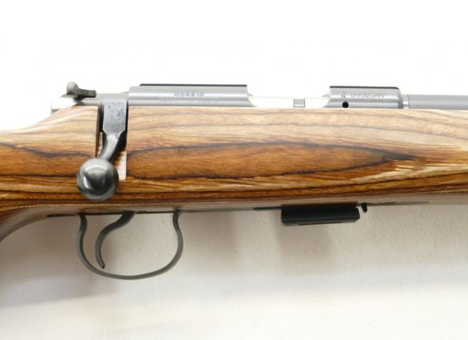 CZ .22 LR 455 Synthetic Moderated