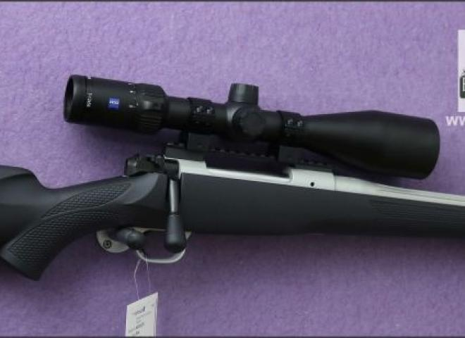 Mauser 6.5x55 M12 Impact Illuminated Zeiss Package