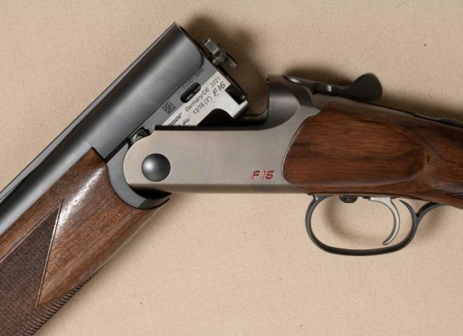 Blaser 12 gauge F16 Gr2 Wood (SPORT)