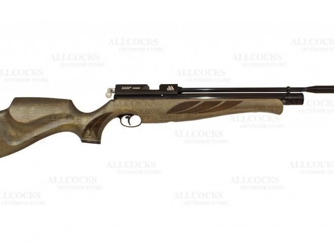Air Arms .22 S400 Carbine Superlite Hunter Green