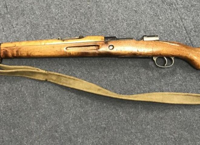 Mauser 7.92mm