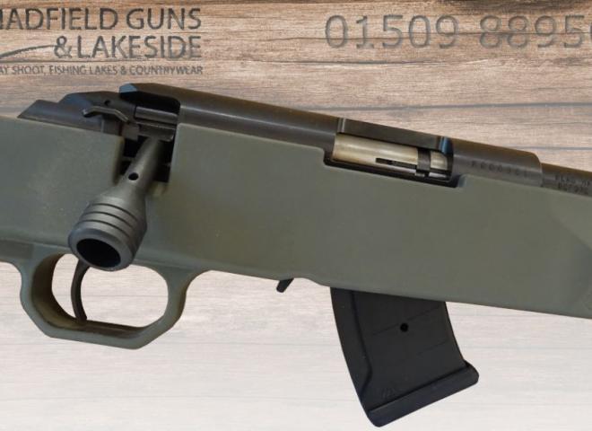 Howa .22 LR 1100