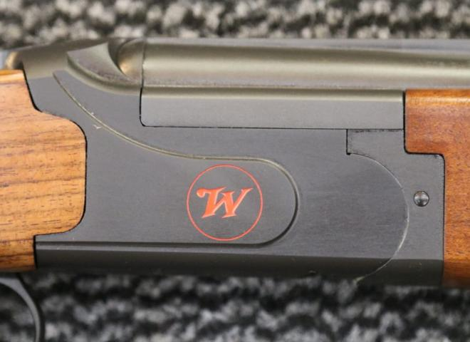 Winchester 12 gauge SELECT SPORTING BLACK