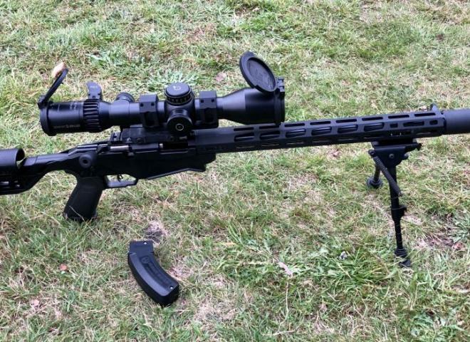 Ruger .22 LR Precision