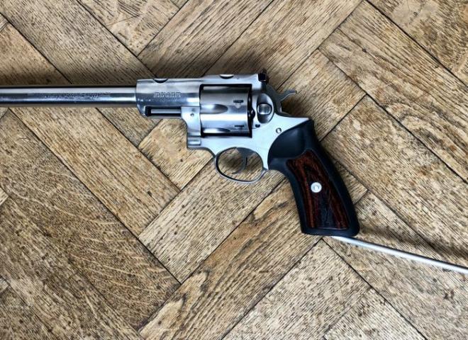 Ruger .357 Magnum Super Redhawk