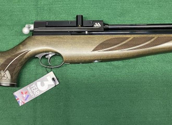Air Arms .177 S410 Superlite Carbine Hunter Green