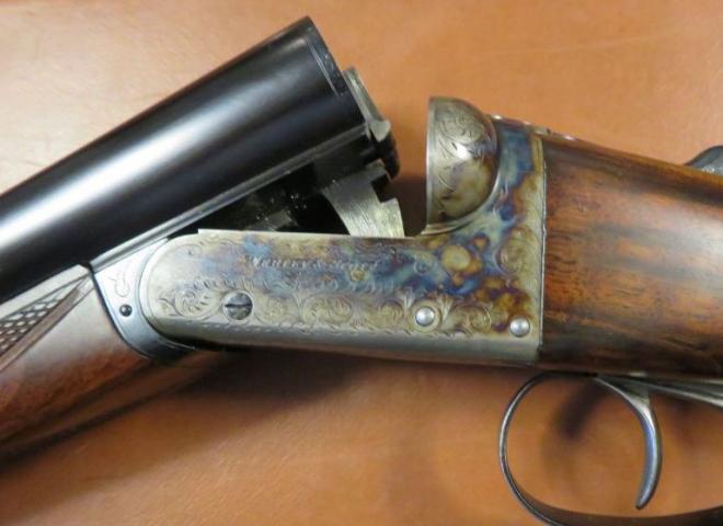 Webley & Scott 12 gauge 700