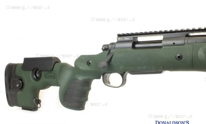 Remington 6.5mm Creedmoor 700 Varmint GRS