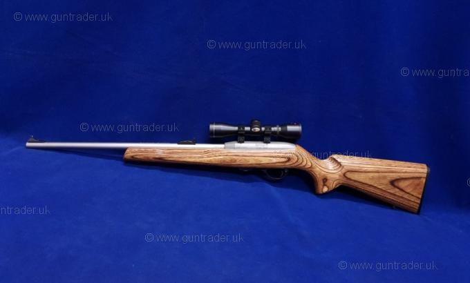 Remington .22 LR 597 Laminate