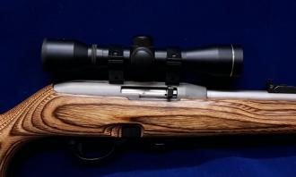 Remington .22 LR 597 Laminate - Image 3