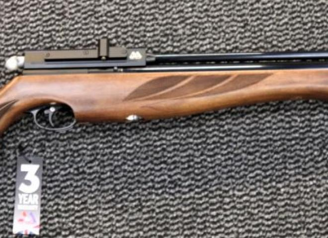 Air Arms .177 S410 Superlite Rifle Traditional