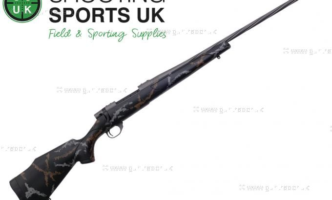 Weatherby .243 Vanguard Meat Eater