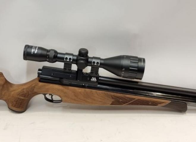 Air Arms .177 S510 Carbine (Walnut)