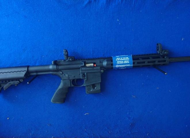 Smith & Wesson .22 LR M&P 15-22 Performance Centre