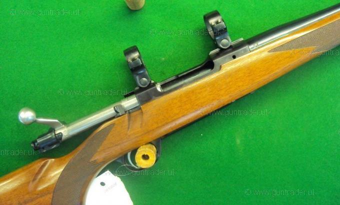Ruger .204 Ruger M77 Mk II (Package)