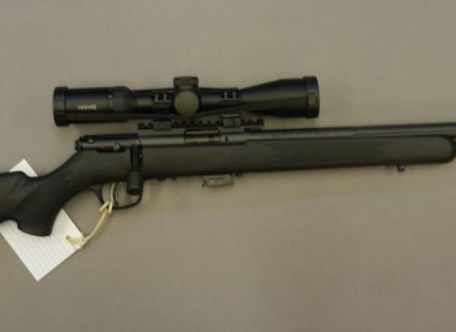 Savage Arms .22 LR MARK II