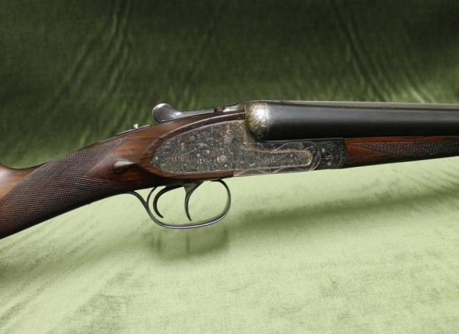 AYA 12 gauge Model 25 SL
