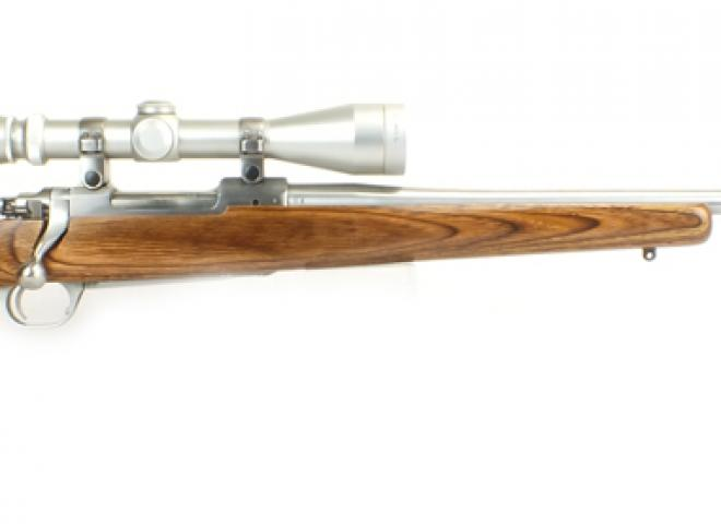 Ruger .223 M77 Mk II Laminated (Complete Outfit)