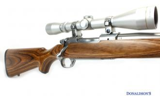 Ruger .223 M77 Mk II Laminated (Complete Outfit) - Image 2