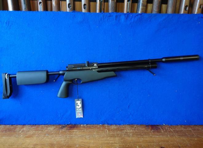 Air Arms .22 S510 TDR Tactical Black