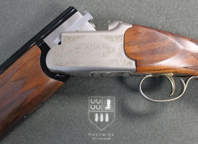 Webley & Scott 12 gauge 951