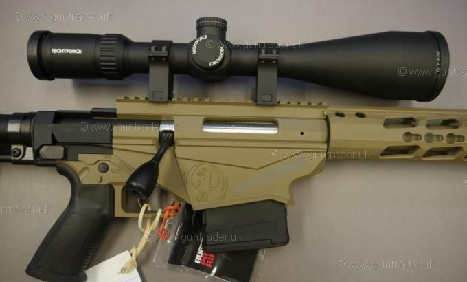 Ruger 6.5mm Creedmoor PRECISION (Limited Edition)