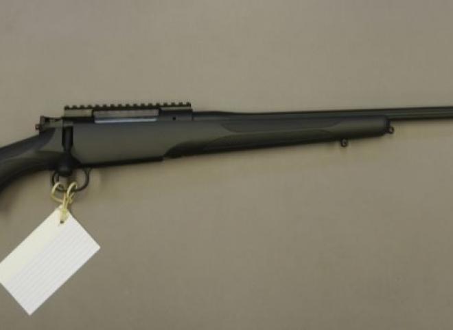 Mauser .243 M12 Impact Black