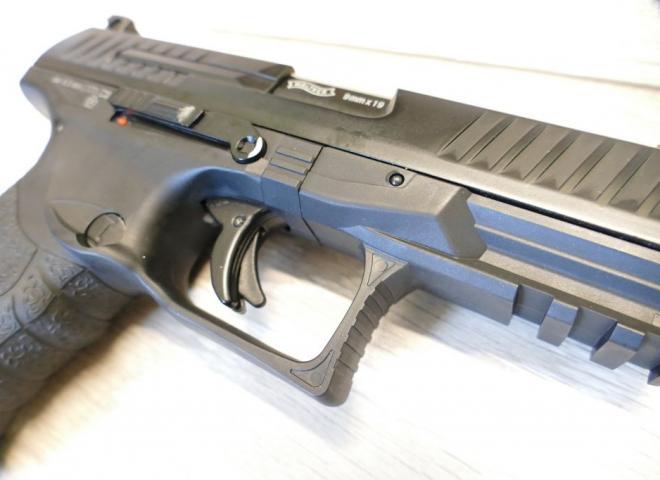 Umarex .177 Walther PPQ
