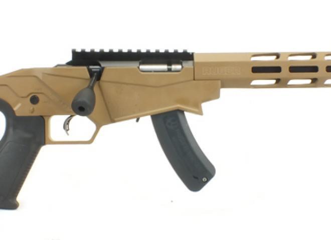 Ruger .22 LR Precision (Tan)