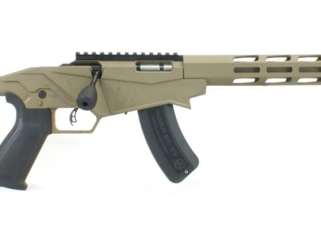 Ruger .17 HMR Precision Rimfire