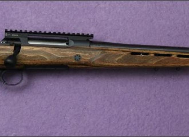 Sauer .308 100 Field Shoot