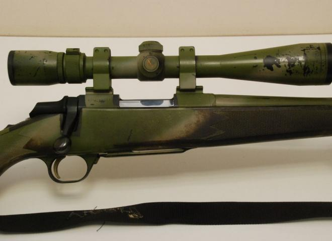 Browning .243 (With Scope and Mod)
