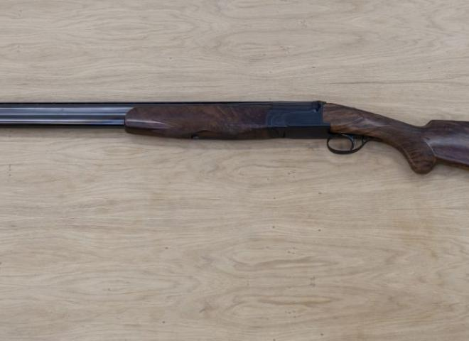 Perazzi 12 gauge MX12 Game With SC2 Wood and Autosafe (GAME)