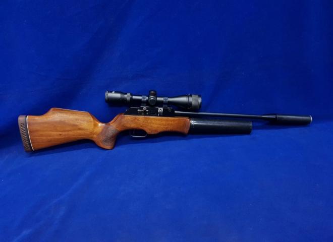 Theoben .22 Rapid 12 F.A.C Firearm
