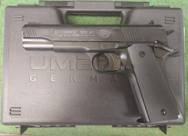 Umarex .177 Colt Government 1911 A1 (Black)